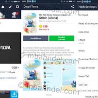 Download Aplikasi Line Mod Premium versi 8 2 0 apk (No Root)