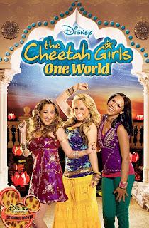 The Cheetah Girls: One World (2008) Hindi