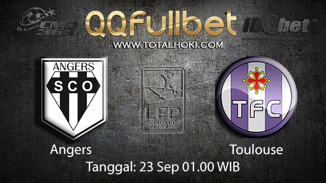 Prediksi Bola Jitu Angers vs Toulouse 23 September 2018 ( French Ligue 1 )