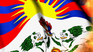 Tibetan Activists Mark National Uprising Day on 10th March 2019