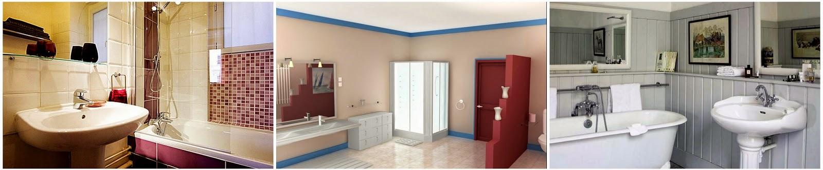 renovation travaux peintre en batiment salle de bain paris entreprise de peinture paris. Black Bedroom Furniture Sets. Home Design Ideas