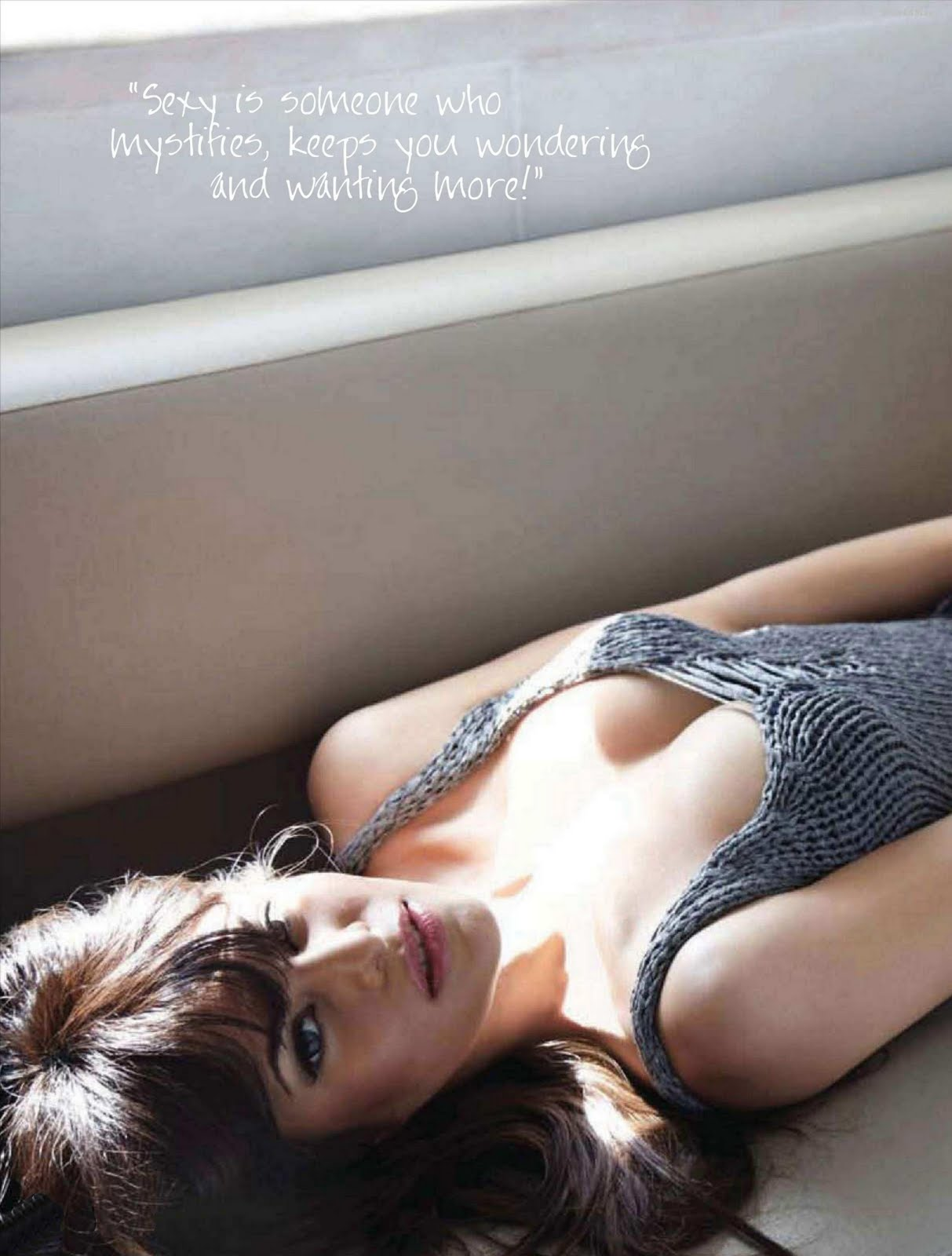 Jacqueline fernandez goes topless in a photo shoot