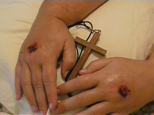 Misteri Stigmata, Tanda Luka Salib Yesus
