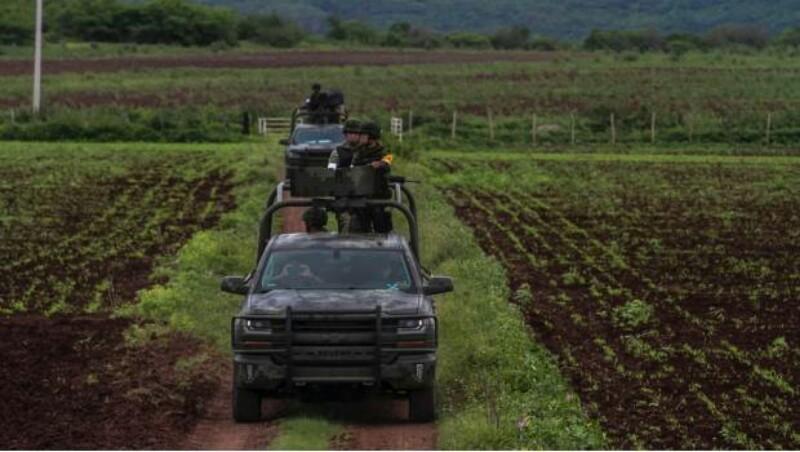 Atacan a militares en Mazatlán; hay dos sicarios detenidos
