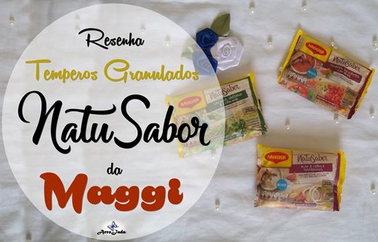 NatuSabor - Novos Temperos Maggi