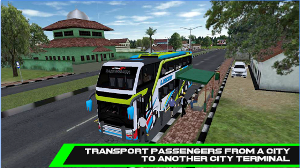 Free Download Mobile Bus Simulator Apk Terbaru 2018