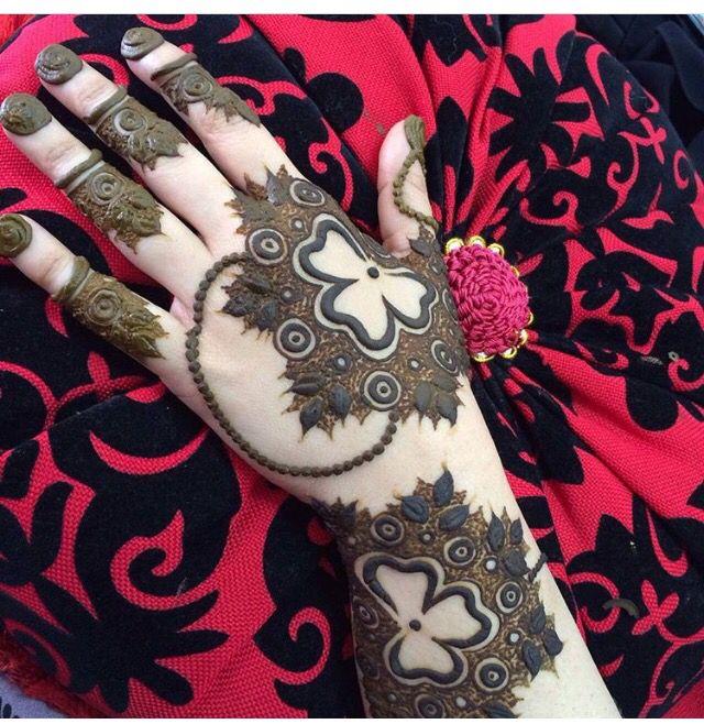 51 Simple Eid Mehndi Designs Images Latest Easy Eid Henna