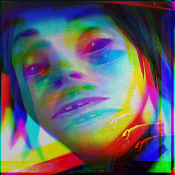 Gorillaz - Andromeda (feat. D.R.A.M.) [Bonobo Remix] - Single Cover