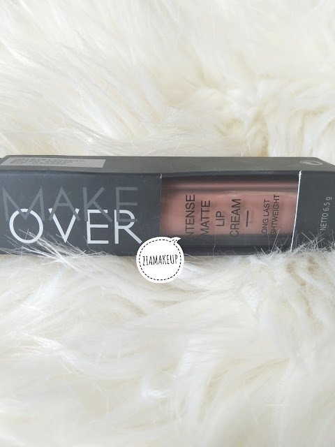 Review Make Over Intense Matte Lip Cream