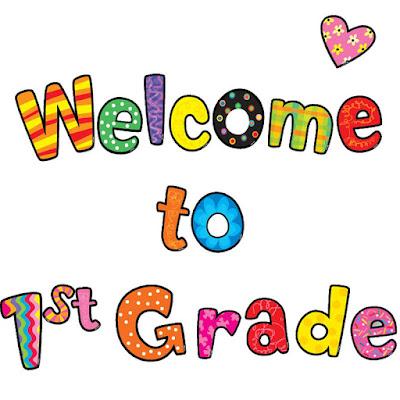 Resultado de imagen para welcome to first grade