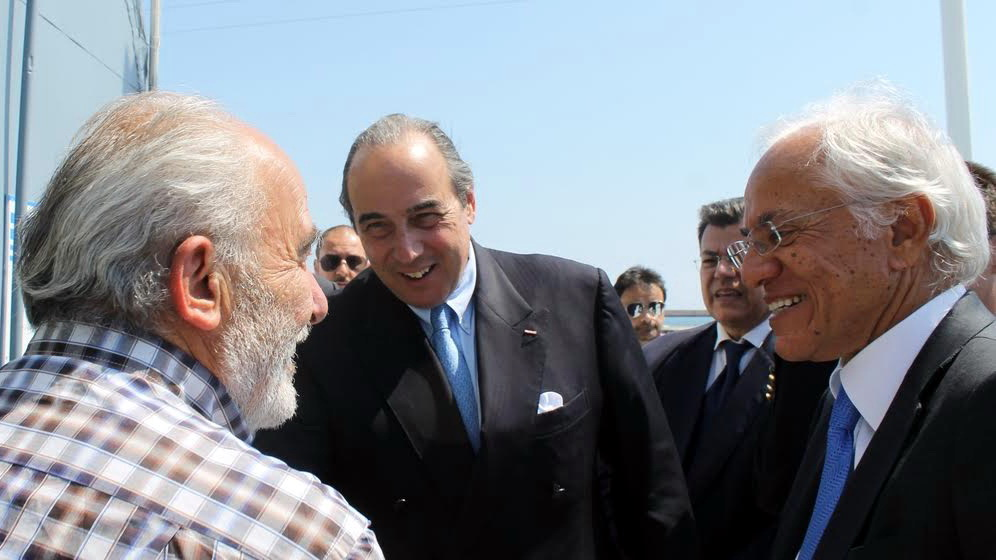Στην Αλεξανδρούπολη Λιβανός και Κοπελούζος για το LNG