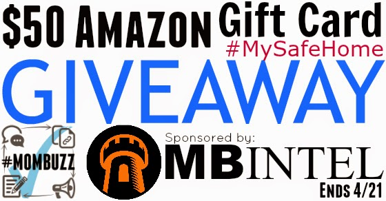 Enter the MBIntel $50 Amazon Giveaway. Ends 4/21