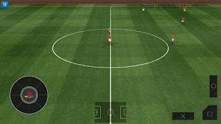 DLS 17 Mod FIFA 17 by Burhan Terbaru