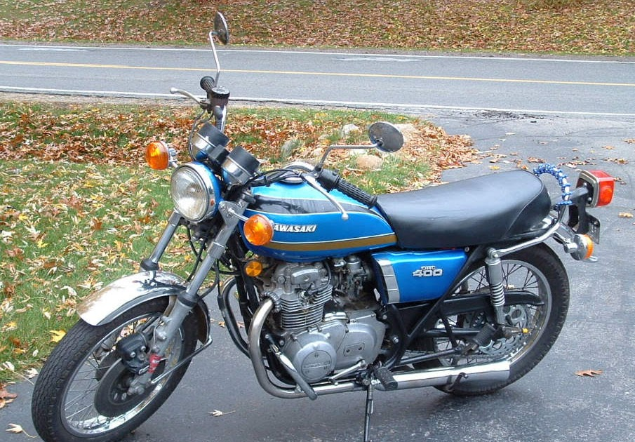 E Bike Battery Wiring Diagram Furuno Transducer Kawasaki Kz400 1975 Electrical | All About Diagrams