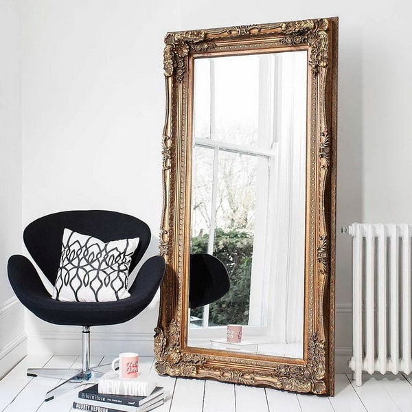 Ideas For Decorating With Mirrors - Home Interior Design 8
