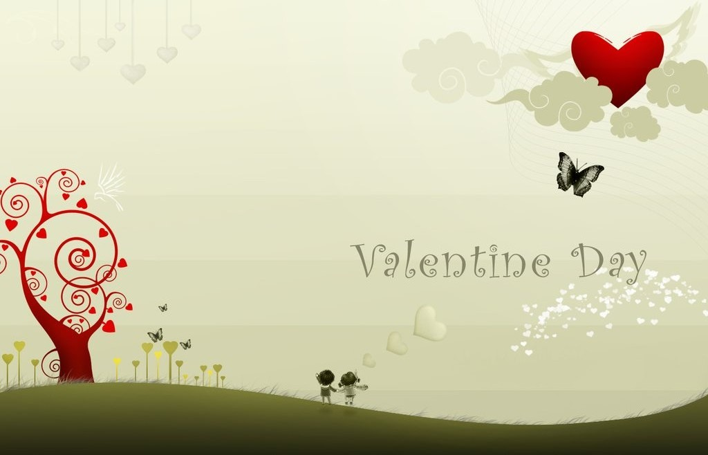 Cute Emo Anime Wallpaper Japan Valentines Day Love Wallpapers For Desktop Free