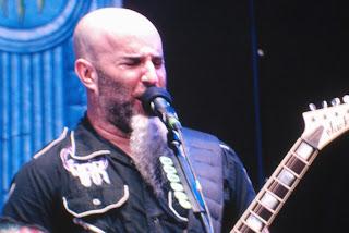 Anthrax Wrocław 3.07.2016