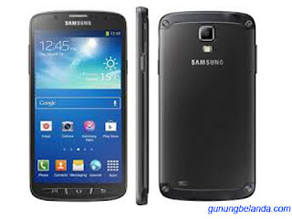 Cara Flashing Samsung Galaxy S4 Active (AT&T) SGH-I537