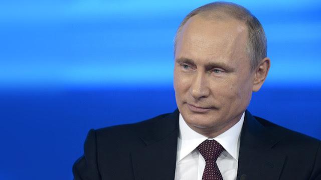 Ahora dicen que ganó Putin
