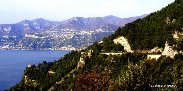 Estrada Costiera Amalfitana