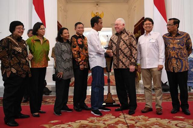Sudirman Said Ungkap Pertemuan Rahasia Jokowi dengan Bos Freeport