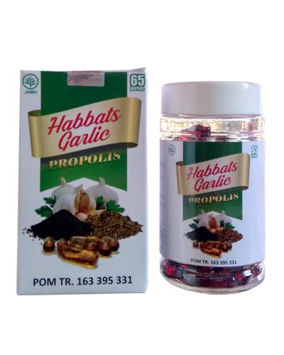 Habbatussauda Garlic