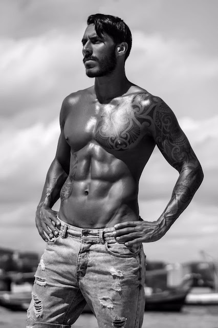 Paulo Philippe - Modelo - Lisboa - Rio de Janeiro - Portugal- Carioca