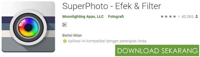 aplikasi kamera untuk foto pemandangan