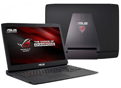 ASUS ROG G752VY-GC346T