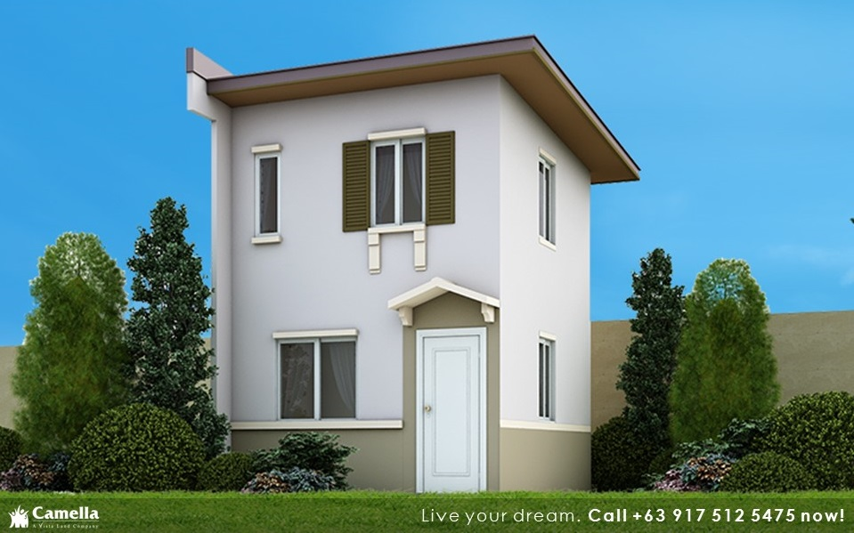 Criselle - Camella Dasmarinas Island Park| Camella Prime House for Sale in Dasmarinas Cavite