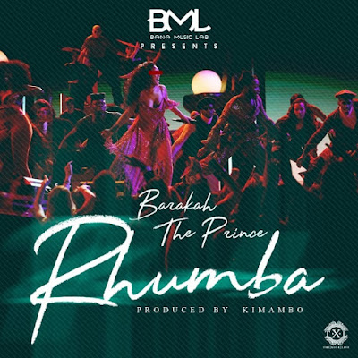 Barakah The Prince Ft. Brian Feel - Rhumba x (RUMBA).
