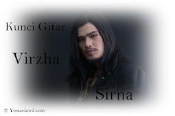 Kunci Gitar Lagu Virzha – Sirna