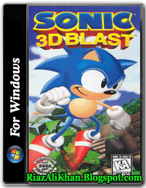 World Of Games: Sonic 3D Blast PC Game Free Download