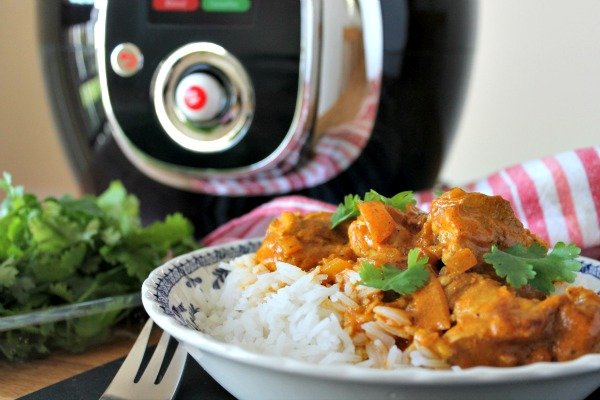 Chicken Tikka Masala in the Tefal Cook4Me