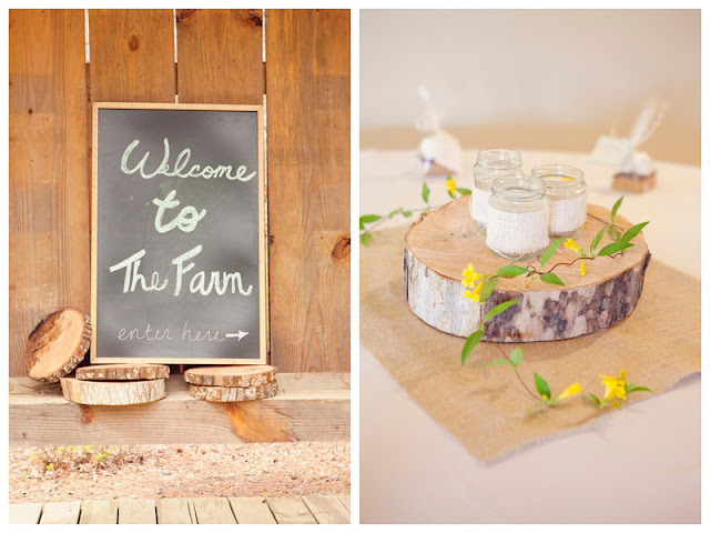 rustic and DIY Georgia wedding