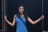 Actress Richa Panai Spicy Pics in Blue Nighty from Rakshaka Bhatudu Telugu Movie  0026.jpg