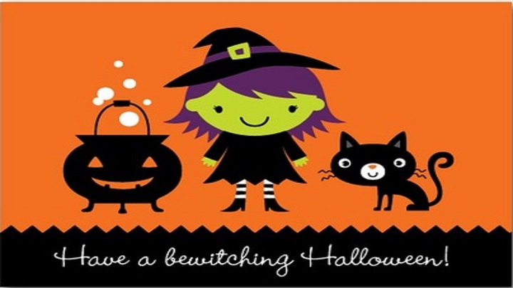 Happy Halloween Messages, Sayings, And Funny Greeting