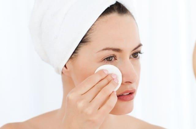 make-up removal untuk jenis kulit normal