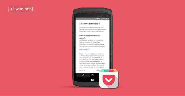 Cara Membaca Artikel Secara Offline di Android