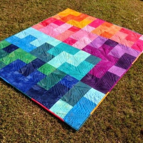 Fat Quarter Fizz - Free Pattern