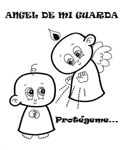 La Catequesis (El blog de Sandra): Recursos Catequesis Ángel de la ...