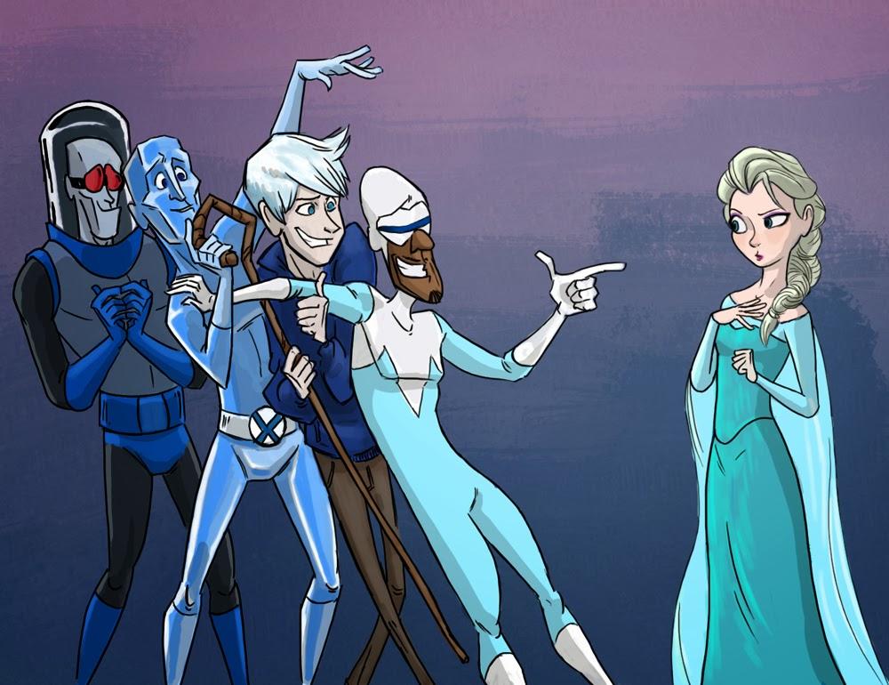 Elsa Saudades De Voces: Disney Cast: Rainha Elsa E Sua Corte