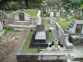 Makam Kristen Modern
