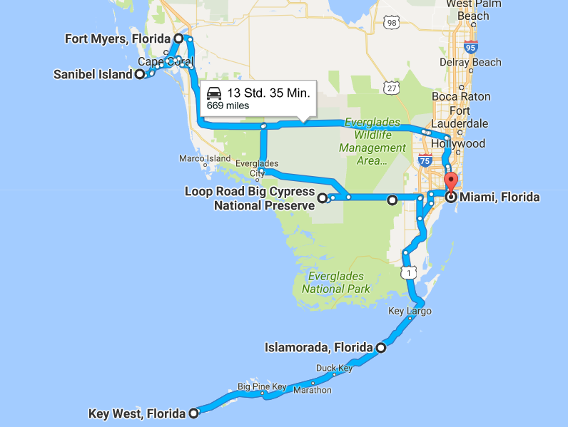 USA || FLORIDA SÜDKÜSTE ROADTRIP || BAHAMAS ] | Diary of Kristy