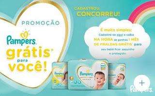 PROMOÇÃO PAMPERS GRÁTIS PARA VOCÊ     Blog Top da Promoção www.topdapromocao.com.br @topdapromocao #topdapromocao