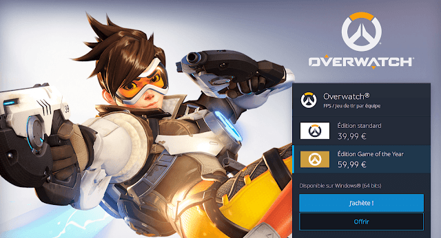 Battle.net OVERWATCH Accounts Free