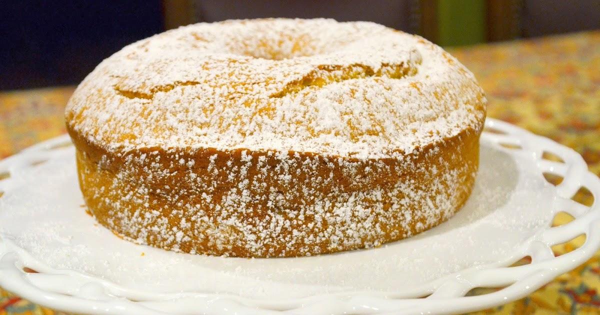 Mennonite Girls Can Cook: Pumpkin Spice Cake