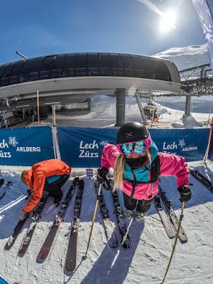 Freeride Skitour Arlberg