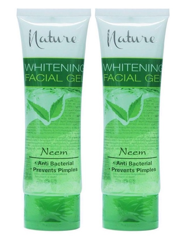 Pack Of 2 - Nature Neem Face Wash 100 ml