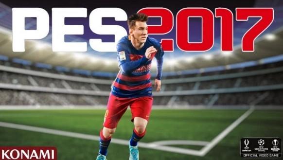 Game PES 2017 Apk